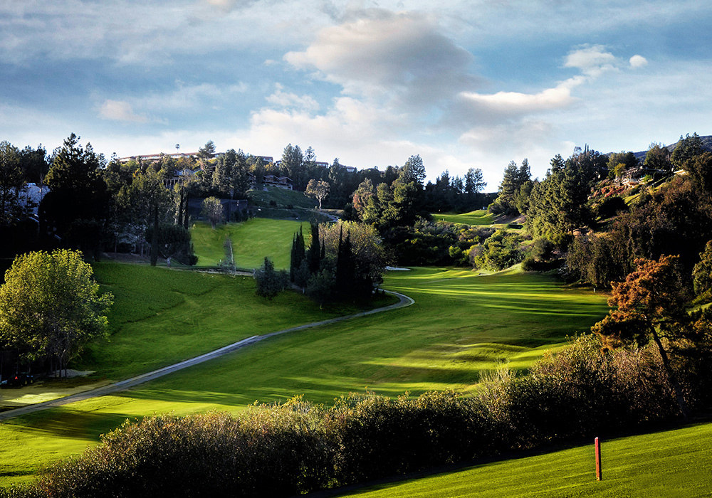 golf course hole membership options