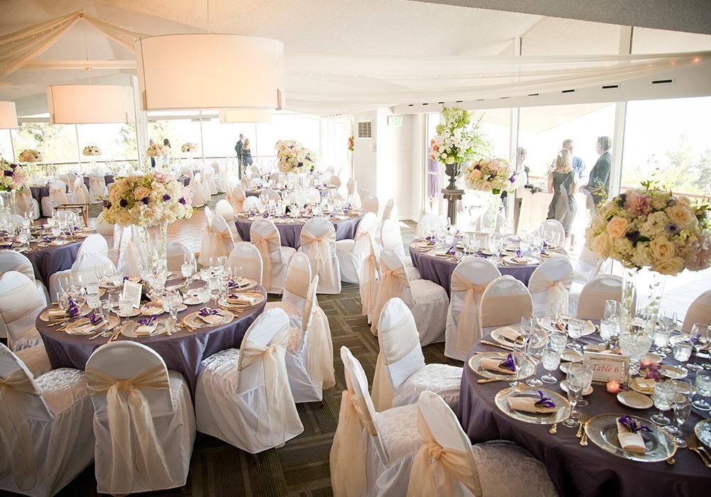 Banquet event at La Canada Flintridge CC