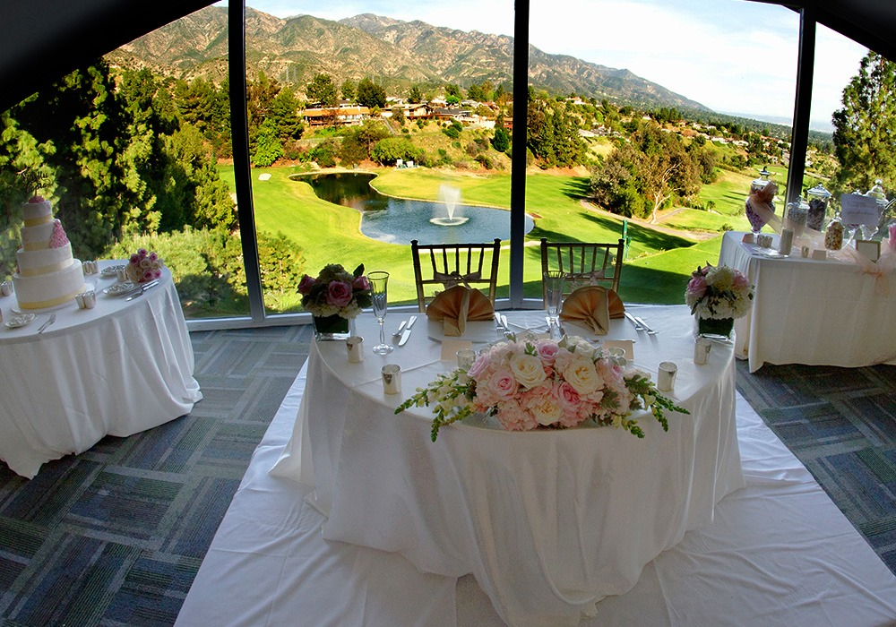 Panoramic Views Venue La Canada Flintridge Country Club
