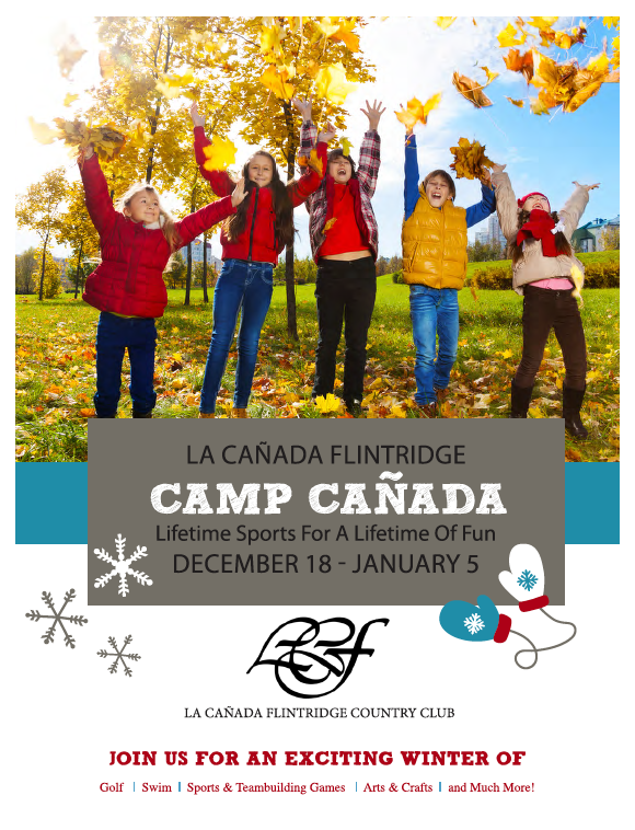Winter Camp Canada application