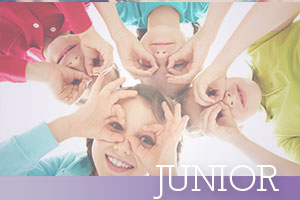 Junior-Kids-in-a-circle-looking-down-at-us