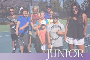 Junior-Lady-with-junior-tennis-team