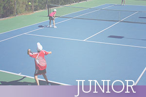 Junior-Overhead-shot-of-kids-on-tennis-court
